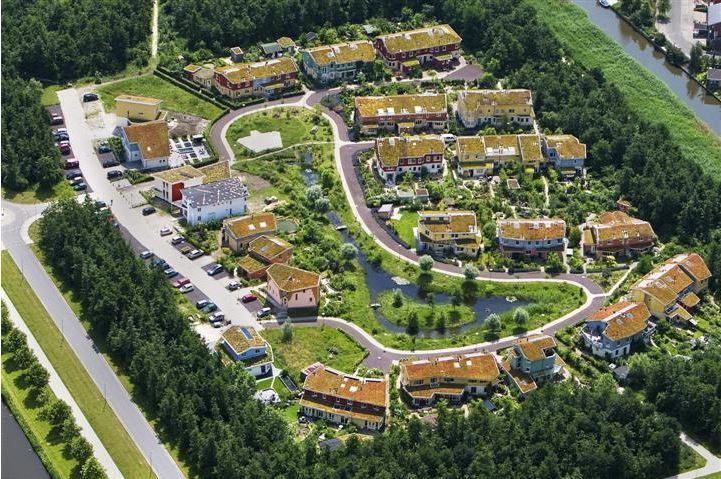 CPO De Buitenkans luchtfoto