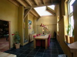 Renovatie boerderij Deesd Wand isolatie met wandverwarming en leemstuc Sebunga