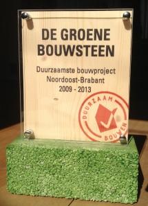 Groene Bouwsteen
