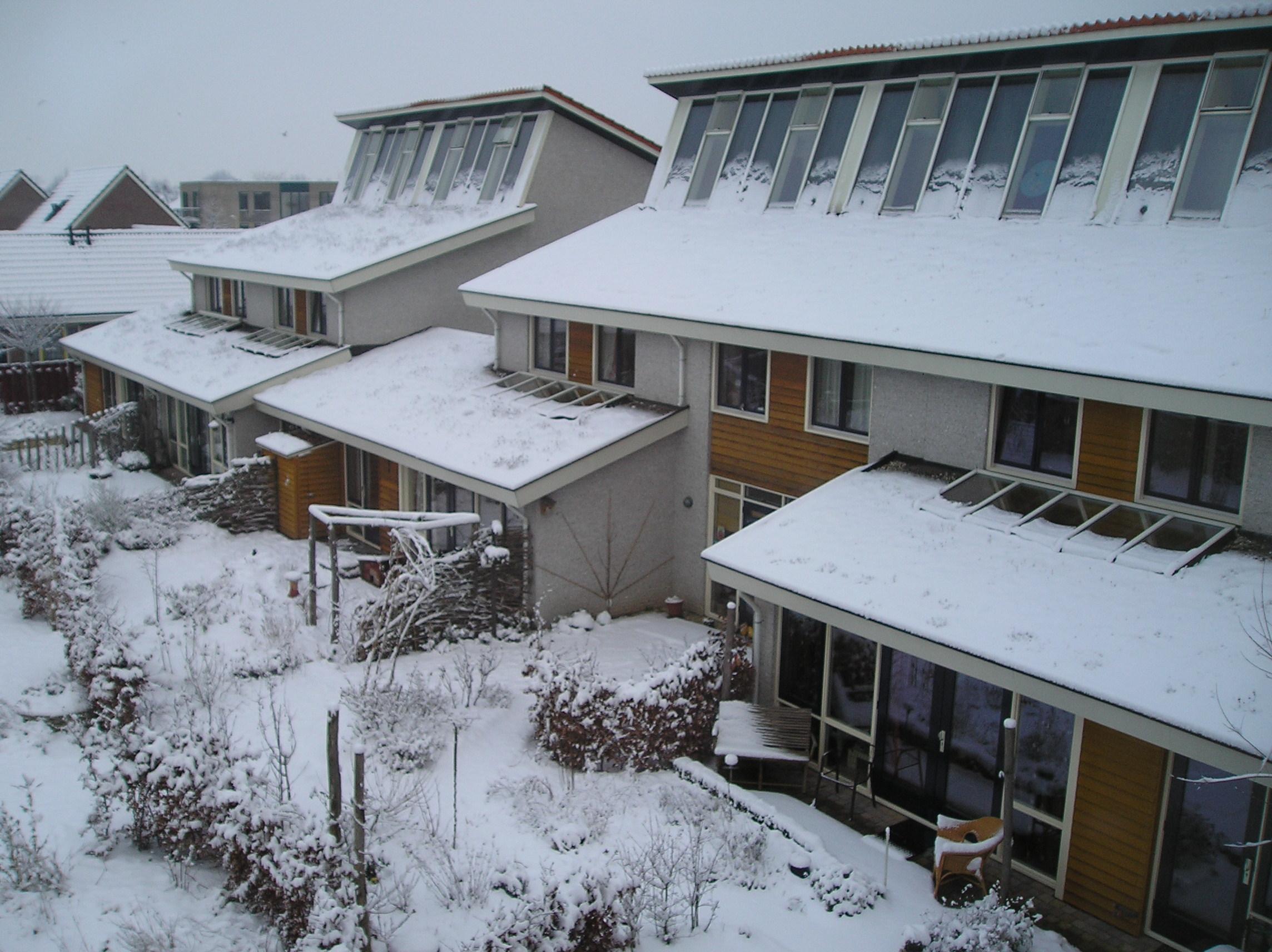 CPO project 't Zandgoed Deventer  10 woningen