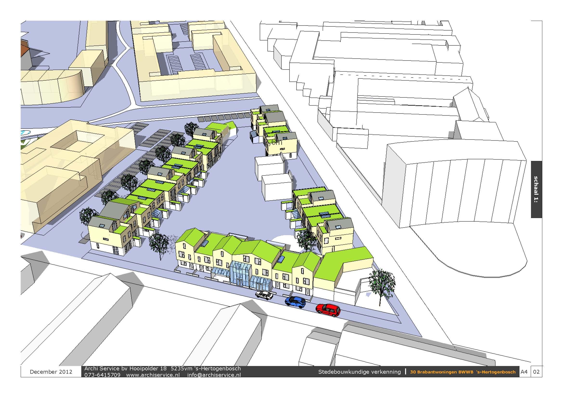 CPO Boschveld stedebouwkundige verkenning
