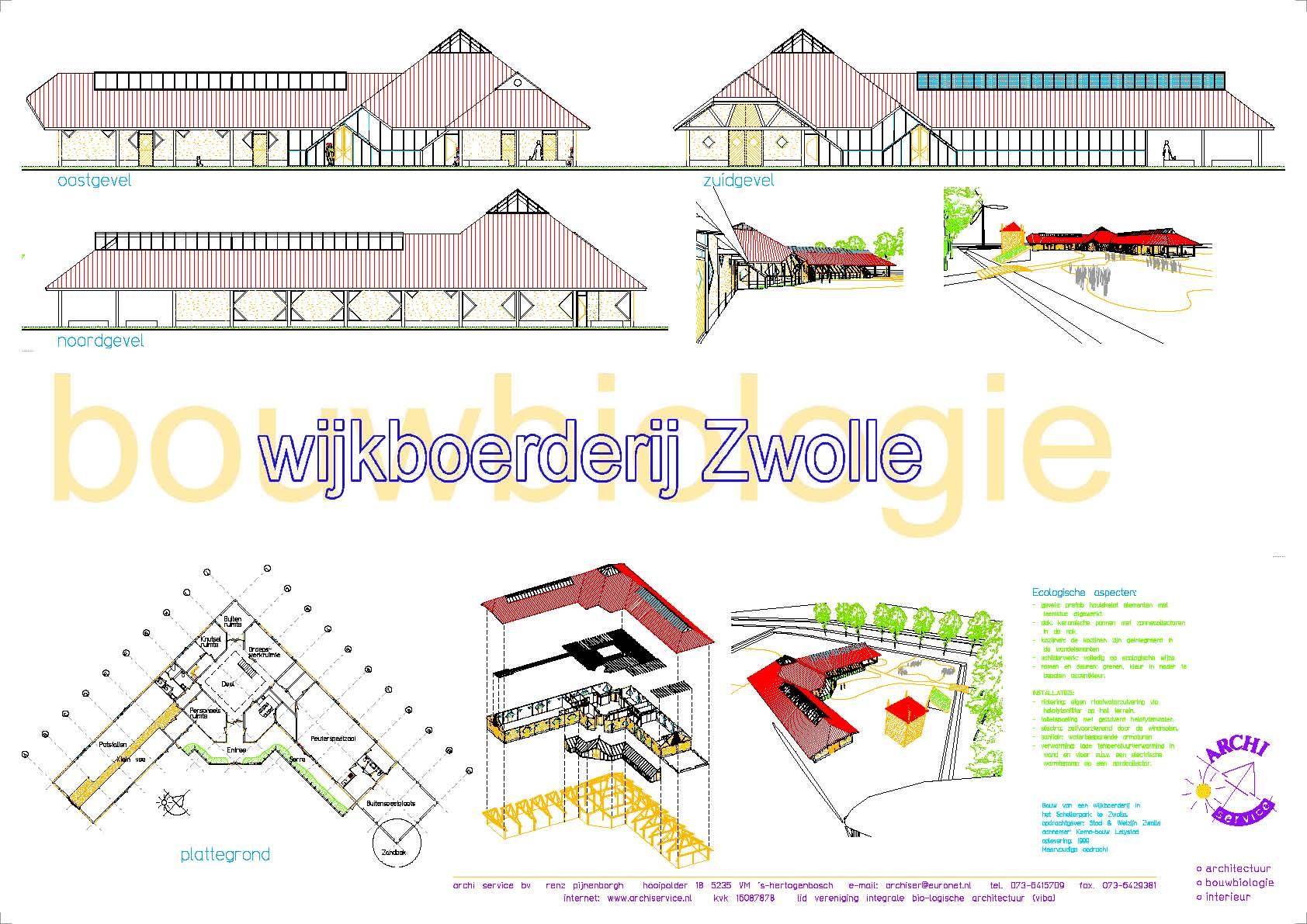Wijkboerderij Schellerhoeve Zwolle