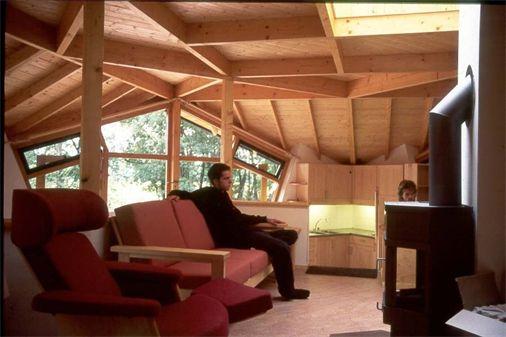 Herperduin vakantiepark Bio-ecologische bungalows
