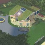 Land villa