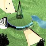 Ontwerp Bezoekers centrum Staatsbosbeheer Nunspeet