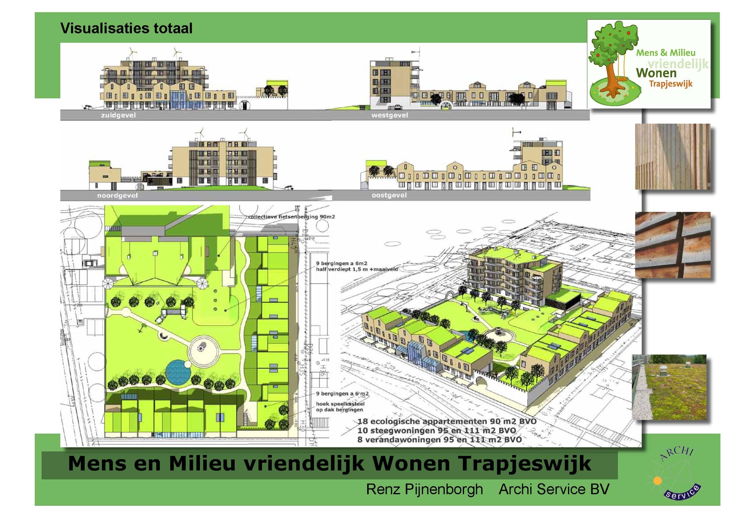 CPO trapjes wijk Zwolle